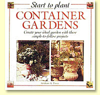 Start to plant: Container Gardens by Graham Pavey